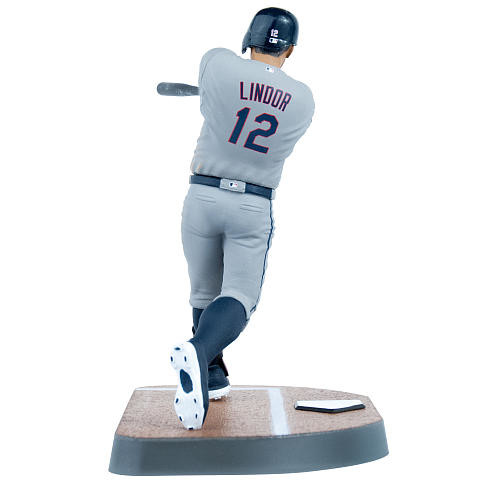 MLB Cleveland Indians 6 inch Action Figure - Francisco Lindor