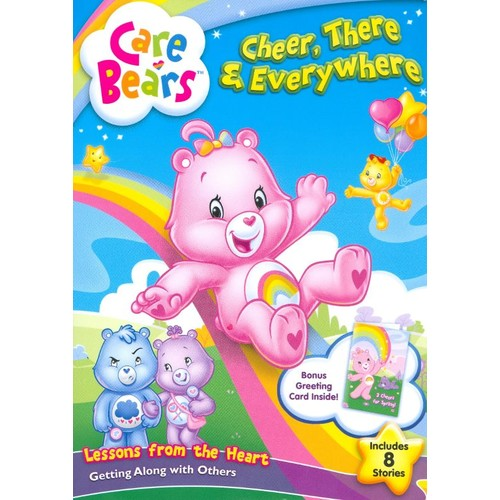 Care Bears: Cheer, There & Everywhere [DVD]