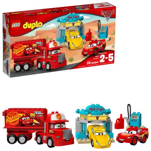 LEGO DUPLO Cars TM Flo's Caf 10846