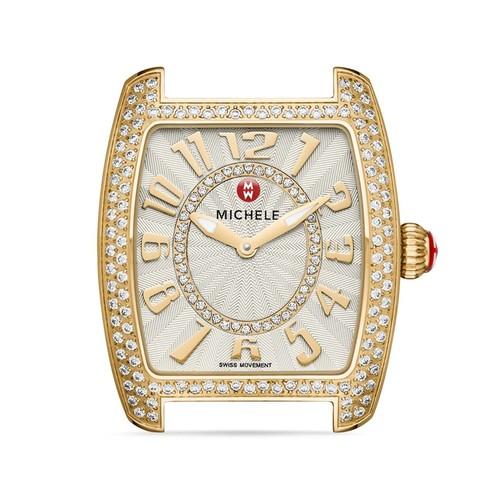 Urban Mini Diamond Watch Head, 29mm x 30mm