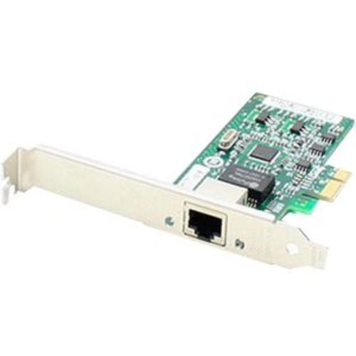 AddOn TG-3468-AOK 10/100/1000 Mbps Single Open RJ-45 Port 100 m PCIex4 Network Interface Card