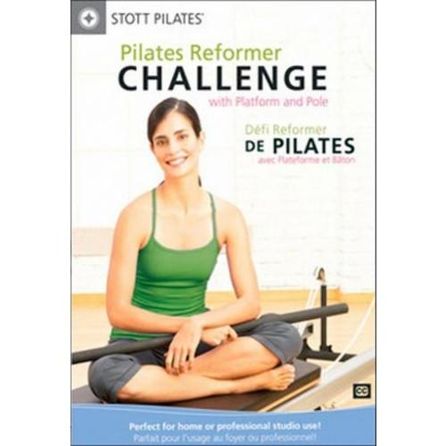 STOTT PILATES Pilates Reformer Challenge DVD