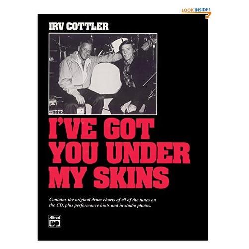 I've Got You Under My Skins: Book & CD