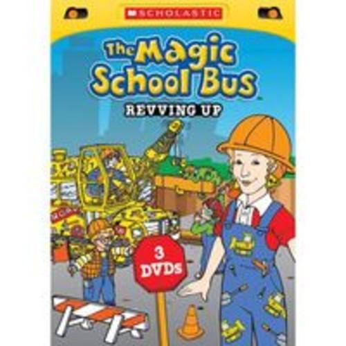 The Magic School Bus: Revving Up [3 Discs]