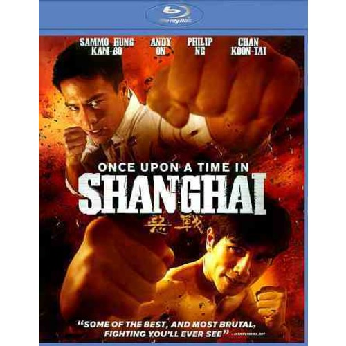 Once Upon A Time In Shanghai (Blu-ray Disc)