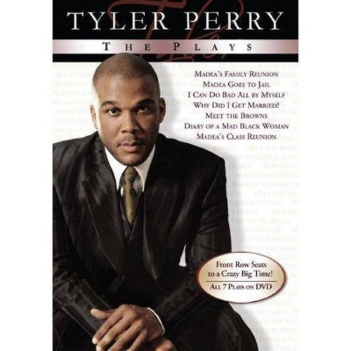 Tyler Perry: The Plays [7 Discs]