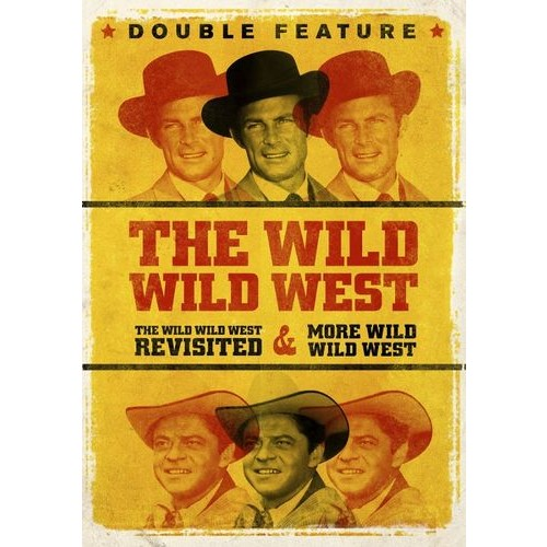 The Wild, Wild West Revisited/More Wild, Wild West [DVD]