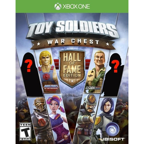 Toy Soldiers for Xbox One