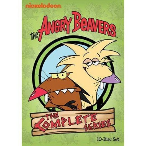 Angry beavers:Complete series (DVD)