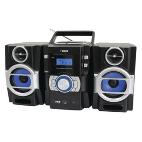 Naxa Portable CD-MP3 Player with PLL FM Radio