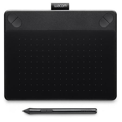 Wacom Intuos Art Pen and Touch Tablet, Small Black