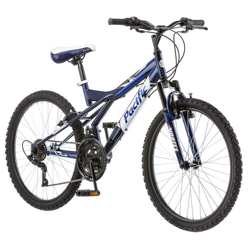 Pacific Evolution 24 Inch Boy's Mountain Bike