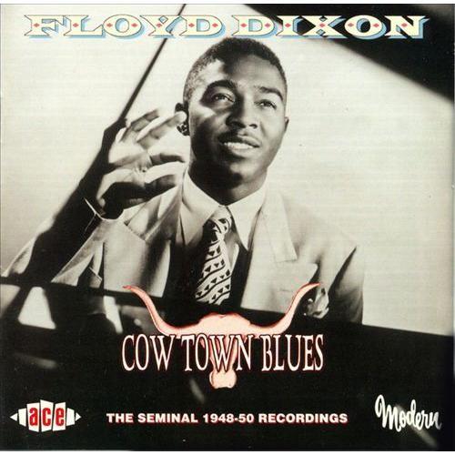 Cow Town Blues [CD]