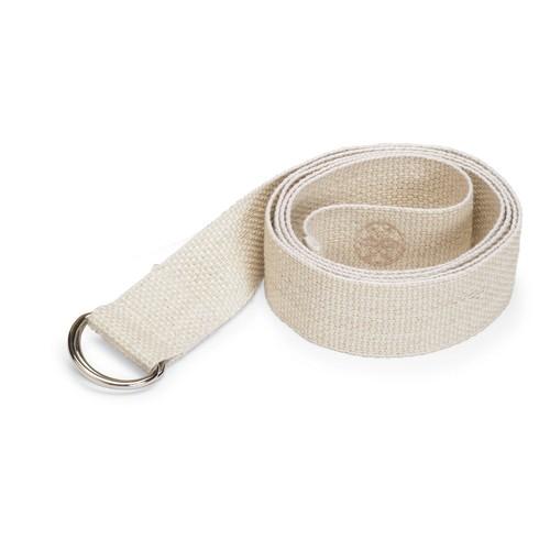 Gaiam Eco Conscious Organic Cotton Yoga Strap