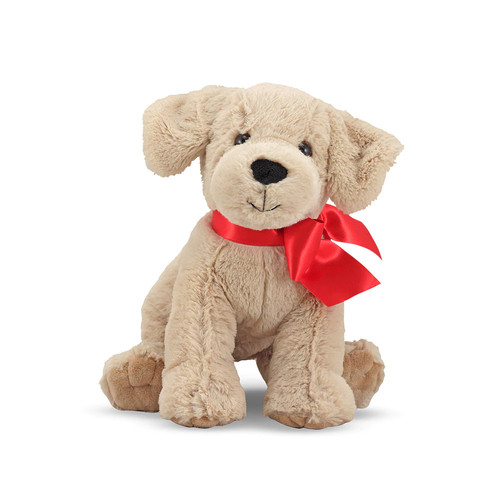 Melissa & Doug Sunny Yellow Lab - Stuffed Animal Puppy Dog