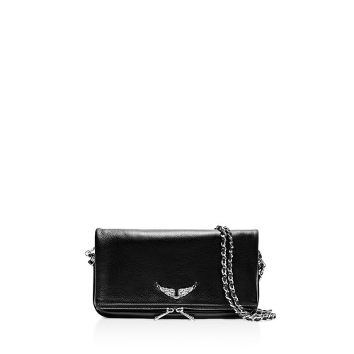 ZADIG & VOLTAIRE Rock Leather Crossbody