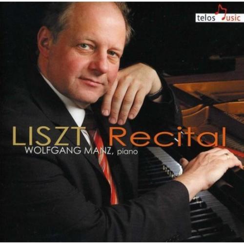 Liszt Recital (Audio CD)