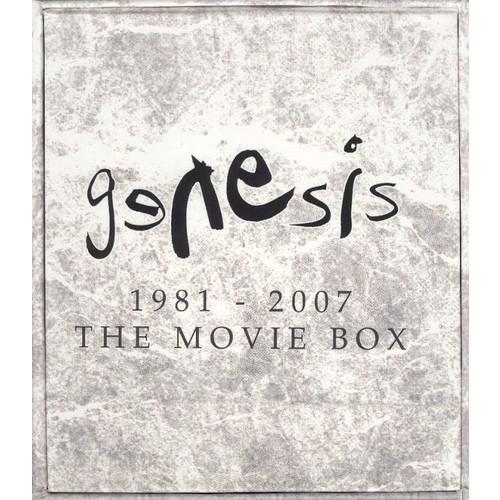 The Genesis: The Movie Box 1981-2007 [DVD]
