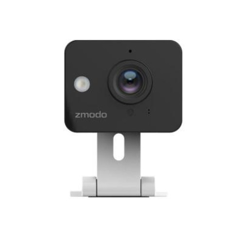 Zmodo 720p HD Mini Wi-Fi Camera with Smartphone Remote Viewing, 2-Way Audio and Smart Motion Alerts