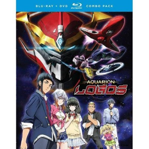 Aquarion Logos: Season Three - Part One [Blu-Ray] [DVD]