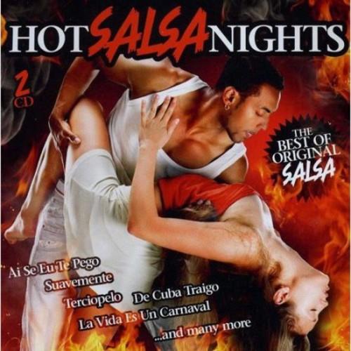 Hot Salsa Nights [ZYX] [CD]