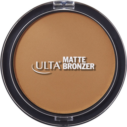 Matte Bronzer [Warm (warm with yellow undertones)]