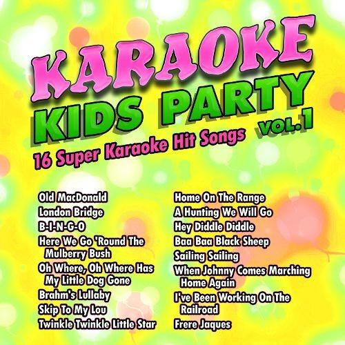Kids Karaoke Party, Vol. 1 [CD]