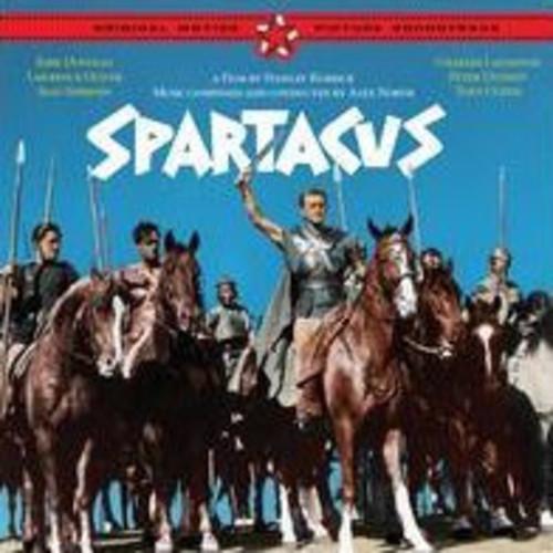 Spartacus [Original Motion Picture Soundtrack]