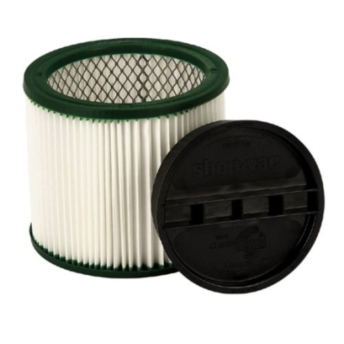 Shop-Vac Wet/Dry Vac High Efficiency Cartridge Filter 5 1 pk(9030700)