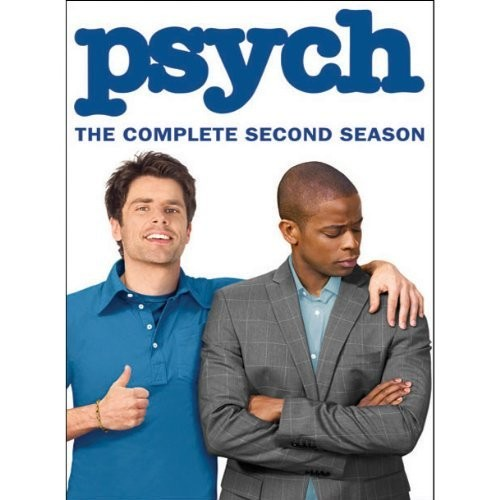 Universal Psych-complete Season 2 [dvd] [4discs/ws/eng Sdh/1.78:1]