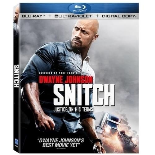 Lionsgate Home Entertainment Snitch (Blu-ray)