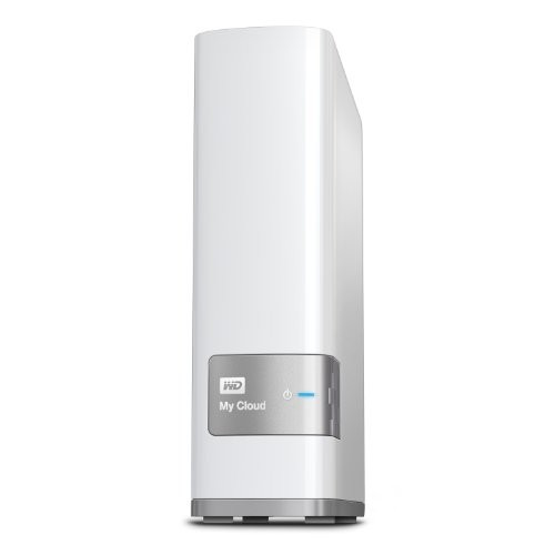 WD 2TB My Cloud Personal Network Attached Storage - NAS - WDBCTL0020HWT-NESN [2TB, Single Drive]