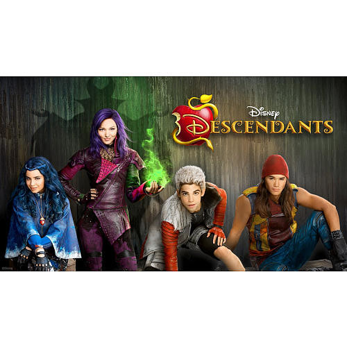 Disney Descendants Soundtrack CD