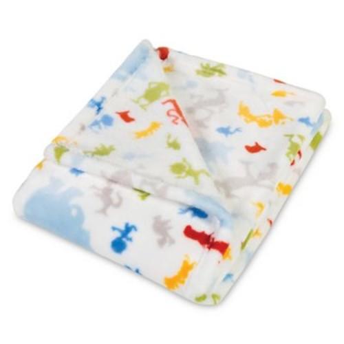 Trend Lab Dr. Seuss Friends Plush Baby Blanket