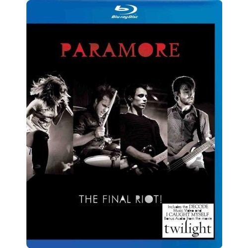 Paramore - The Final Riot!