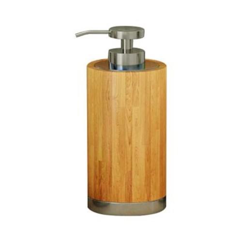 NU Steel Ageless Soap & Lotion Dispenser