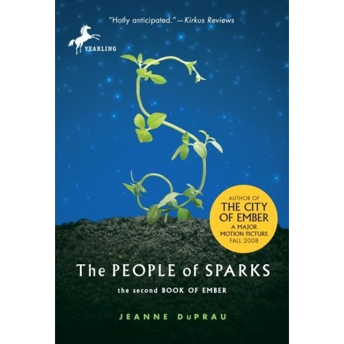 The People of Sparks (City Of Ember Book 2)