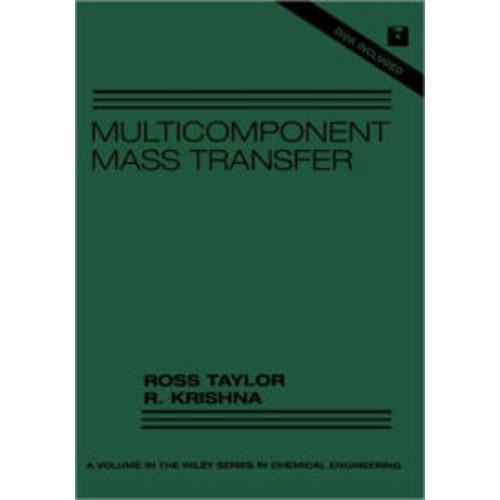 Multicomponent Mass Transfer / Edition 1