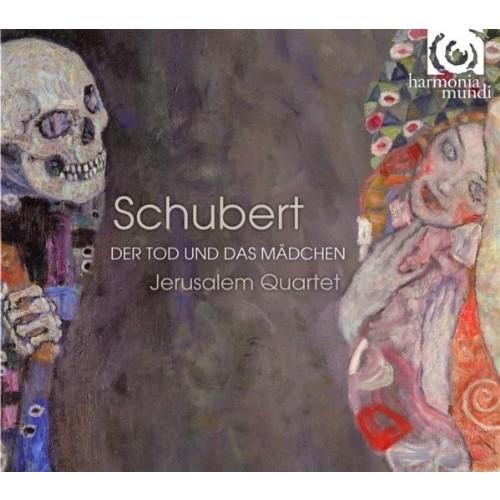 Schubert: String Quartet No.14, Quartettsatz