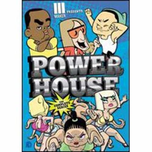 Powerhouse: The Complete Series [2 Discs]