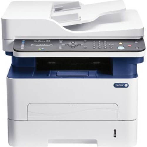 Xerox WorkCentre 3215NI Black and White Laser All-in-One Printer