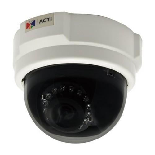 ACTi CMOS 2048 x 1536 3 Megapixel Network Camera - Color, Monochrome - Board Mount D55