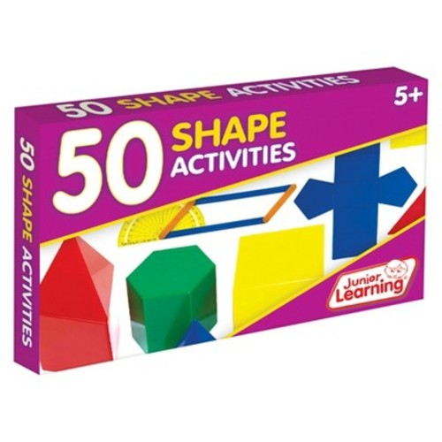 Junior Learning 50 Shape Activities