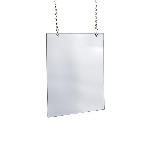 Azar 172738 18-Inch W by 24-Inch H Hanging Poster Frame