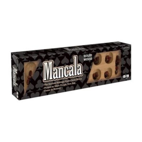 Front Porch Classics Solid Wood Mancala Game