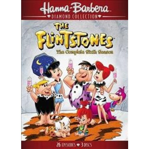 The Flintstones: The Complete Sixth Season [4 Discs] [DVD]