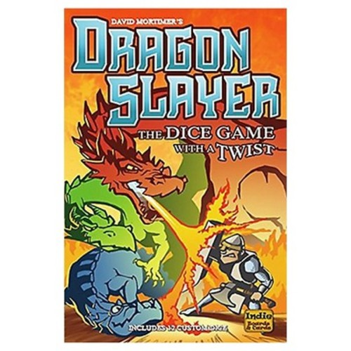 Dragon Slayer Dice Game