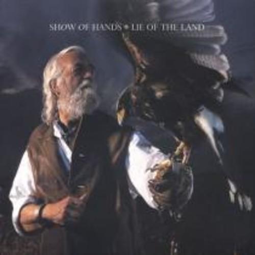 Lie of the Land [CD]