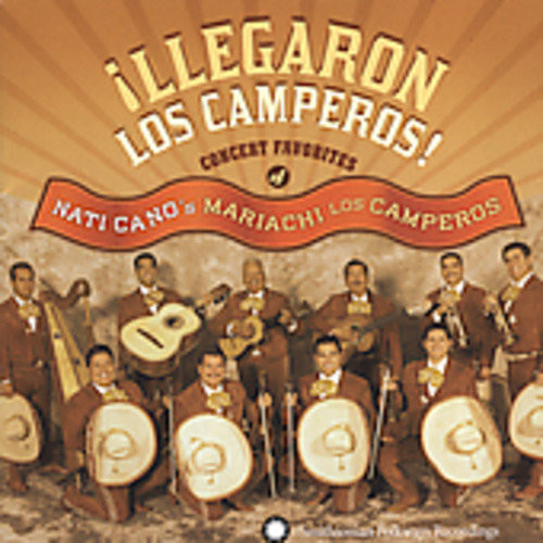 Llegaron Los Camperos Concert Favorit CD (2005)