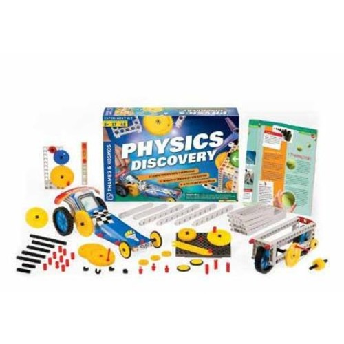 Physics Discovery Mechanical Physics Multi-Colored